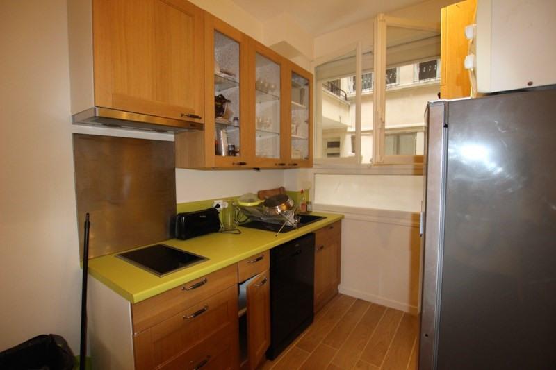 Verhuren  appartement Paris 17ème 1220€ CC - Foto 3