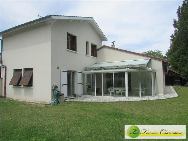 Vente maison / villa Aigre 148000€ - Photo 1