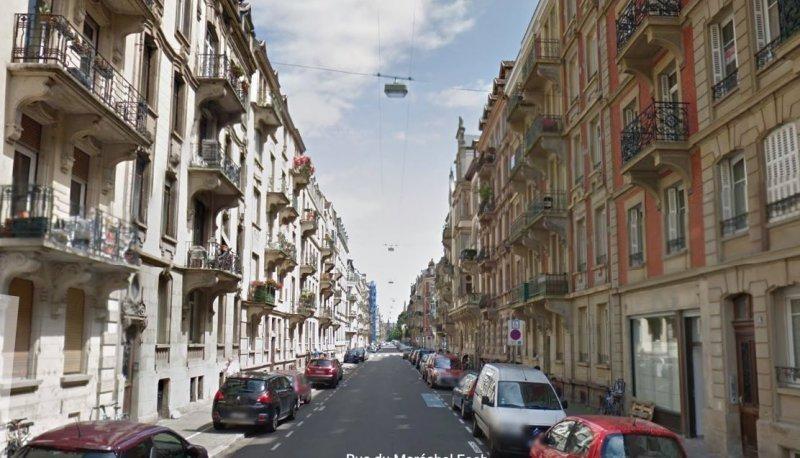 Vermietung von ferienwohnung wohnung Strasbourg 1300€ - Fotografie 3