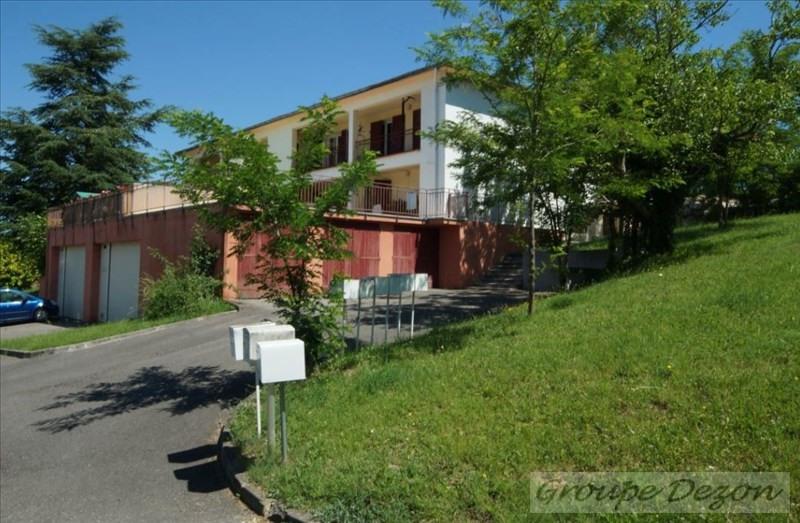 Vente appartement Castelginest 164000€ - Photo 2