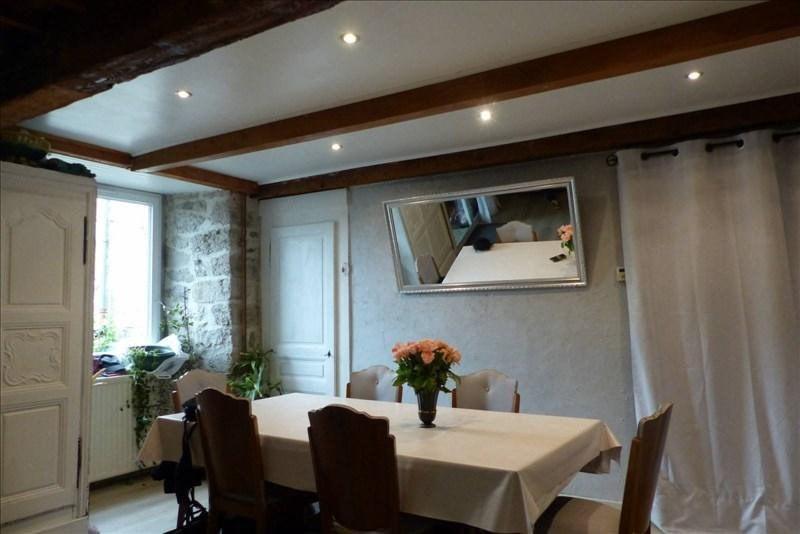 Sale house / villa St bonnet le froid 152800€ - Picture 2