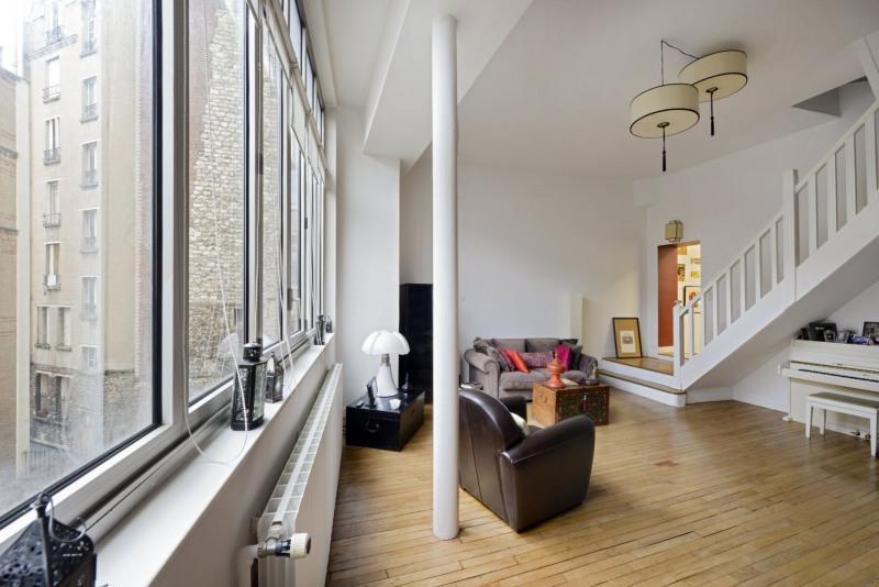 Vente de prestige appartement Paris 18ème 1145000€ - Photo 4