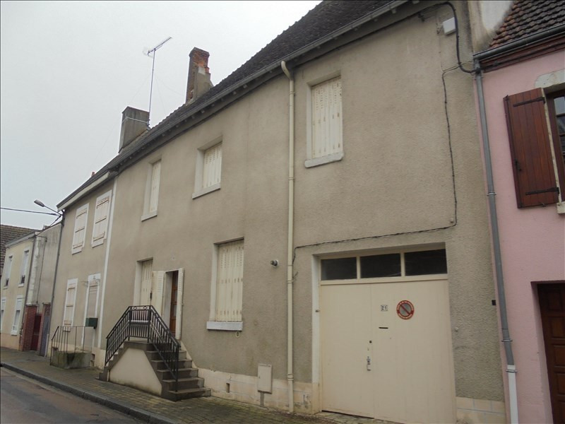Sale house / villa Chatillon sur loire 94 000€ - Picture 2