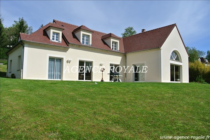 Deluxe sale house / villa Chambourcy 1 480 000€ - Picture 2