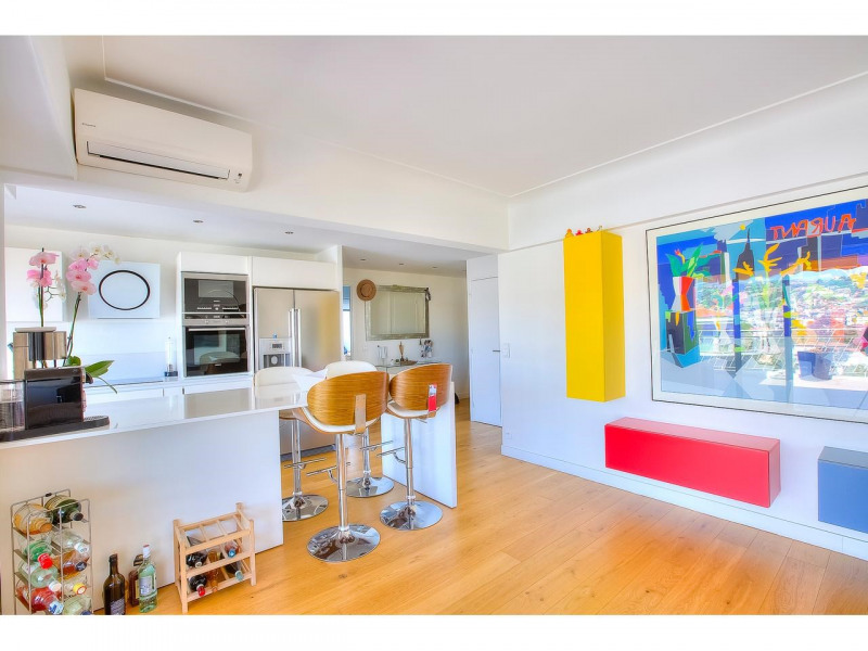 Deluxe sale apartment Nice 568500€ - Picture 5