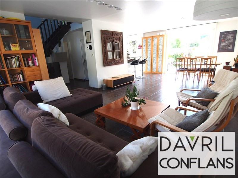 Vente maison / villa Conflans ste honorine 499500€ - Photo 2