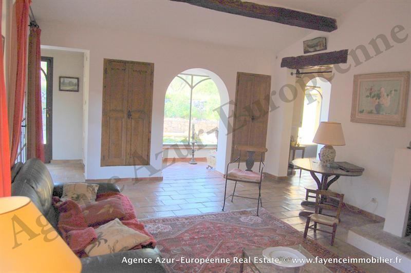 Vente de prestige maison / villa Le canton de fayence 875000€ - Photo 22