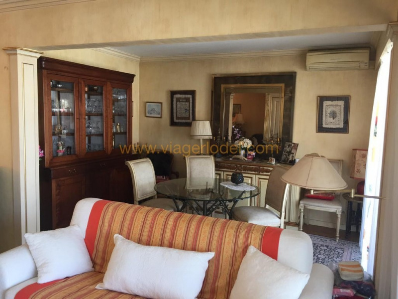 Viager appartement Nice 140000€ - Photo 1