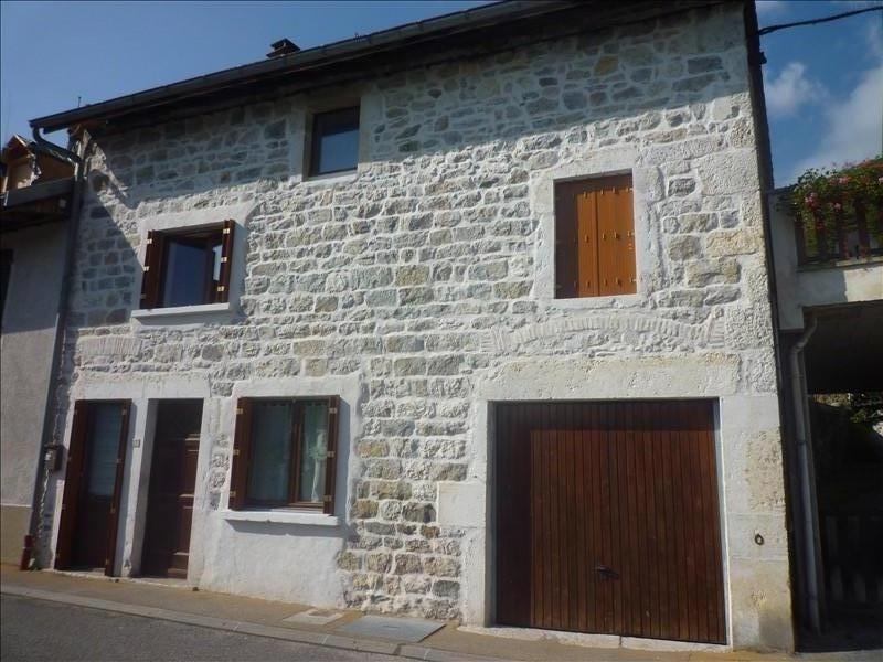 Vendita casa Culoz 165000€ - Fotografia 1