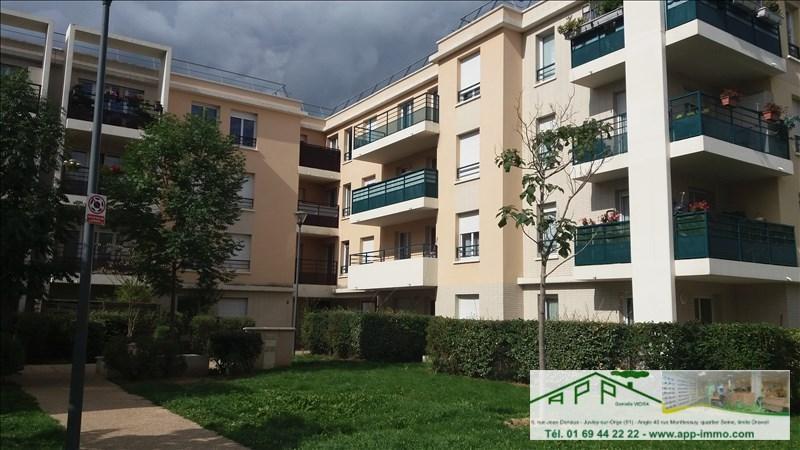 Sale apartment Vigneux sur seine 138000€ - Picture 1