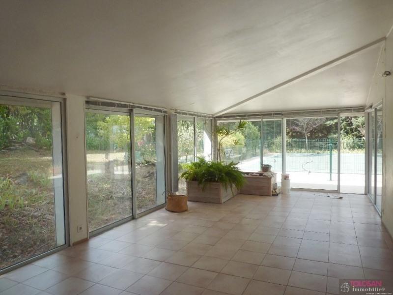 Vente maison / villa Ayguesvives secteur 382000€ - Photo 5