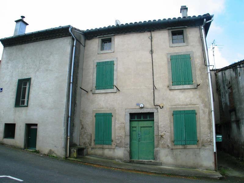 Vente maison / villa Proche de mazamet 54000€ - Photo 1