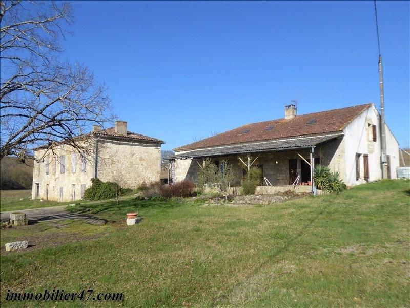 Vente maison / villa Madaillan 349000€ - Photo 1