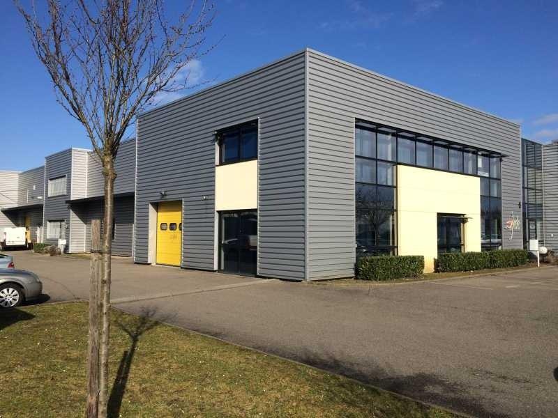 Vente Local d'activités / Entrepôt Ostwald 0