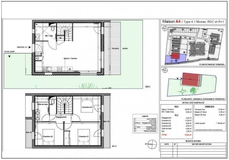 Vente maison / villa La teste de buch 360000€ - Photo 3