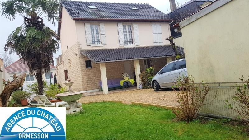 Sale house / villa Ormesson sur marne 475 000€ - Picture 1