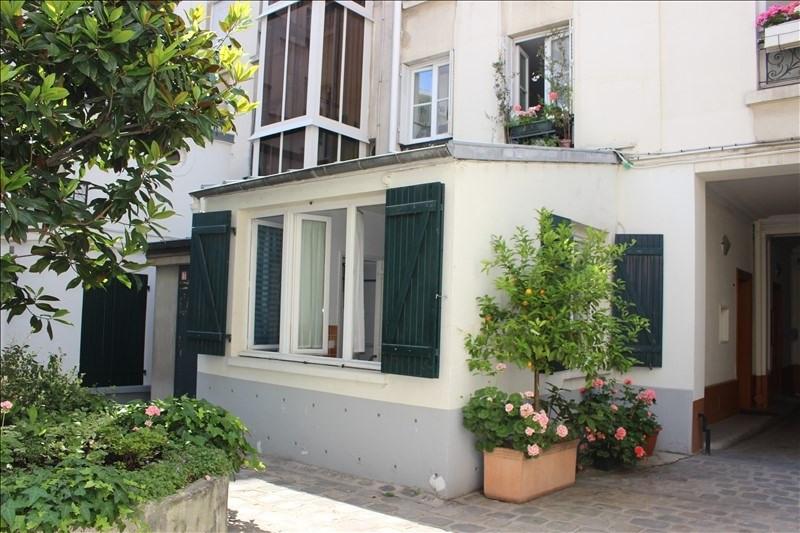 Venta  apartamento Paris 7ème 280000€ - Fotografía 1