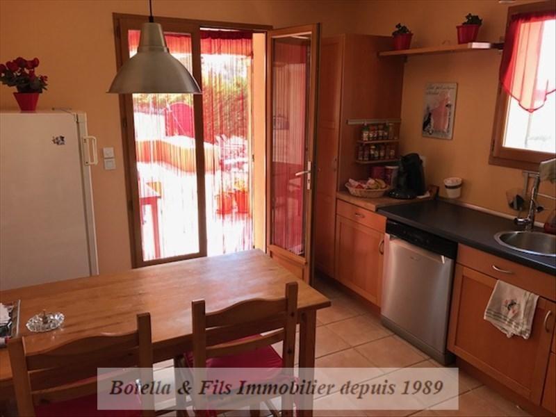 Venta  casa Goudargues 275600€ - Fotografía 7