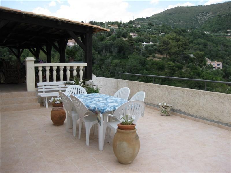 Deluxe sale house / villa Castagniers 785000€ - Picture 8