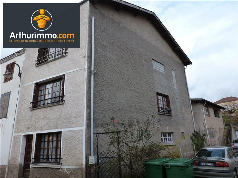 Vente maison / villa St alban les eaux 76000€ - Photo 1