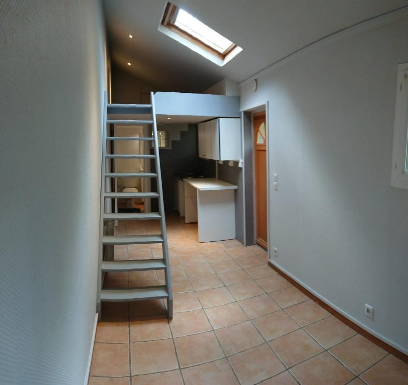 Rental apartment Le vesinet 595€ CC - Picture 1
