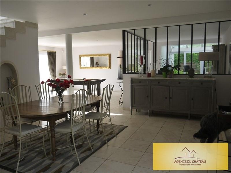 Sale house / villa Breval 517000€ - Picture 3