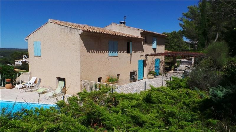 Vente de prestige maison / villa Meyreuil 1050000€ - Photo 4