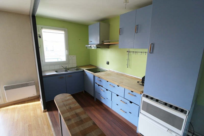 Sale apartment Trappes 145000€ - Picture 3