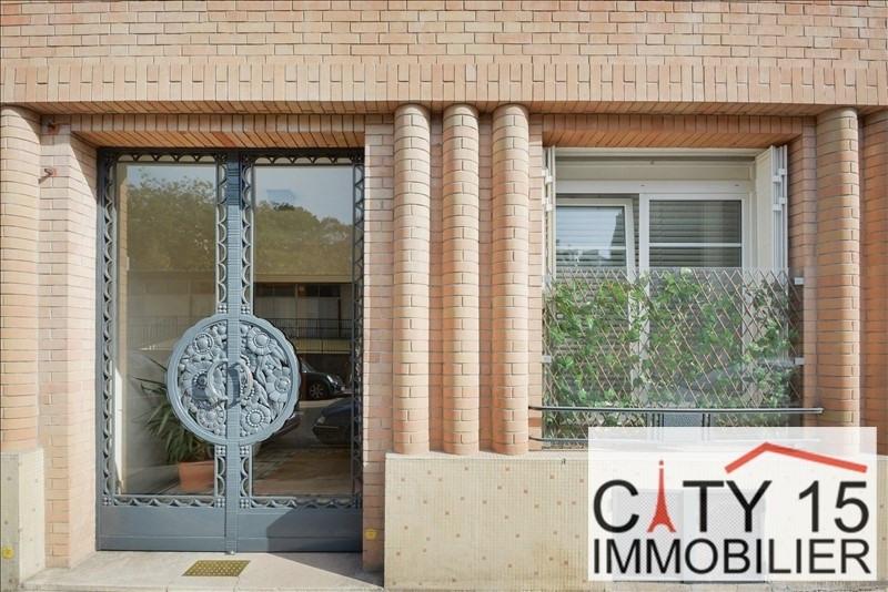 Venta  apartamento Paris 15ème 297000€ - Fotografía 8