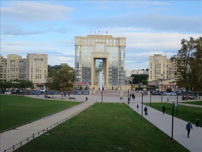 Locação apartamento Montpellier 496€ CC - Fotografia 1