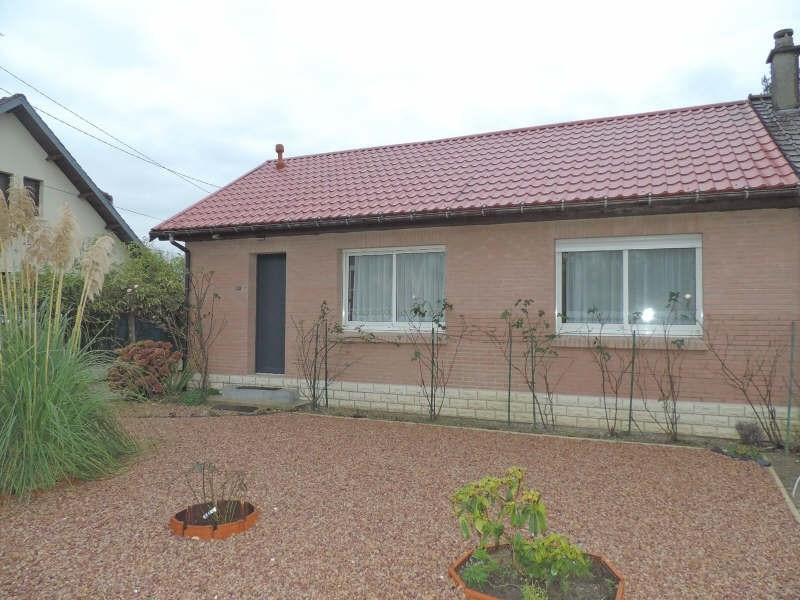 Vente maison / villa Quend 154500€ - Photo 1