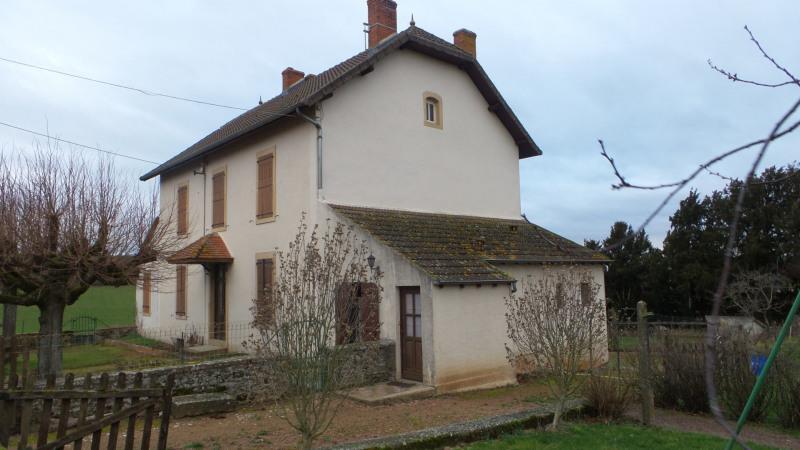 Vente maison / villa Marcilly-la-gueurce 160000€ - Photo 1