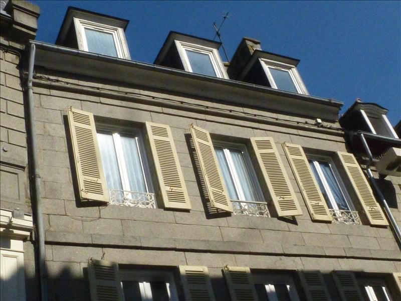 Vente appartement St brieuc 62 200€ - Photo 1