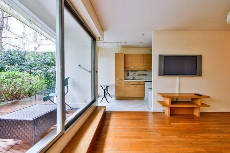 Rental apartment Paris 16ème 2095€ CC - Picture 2