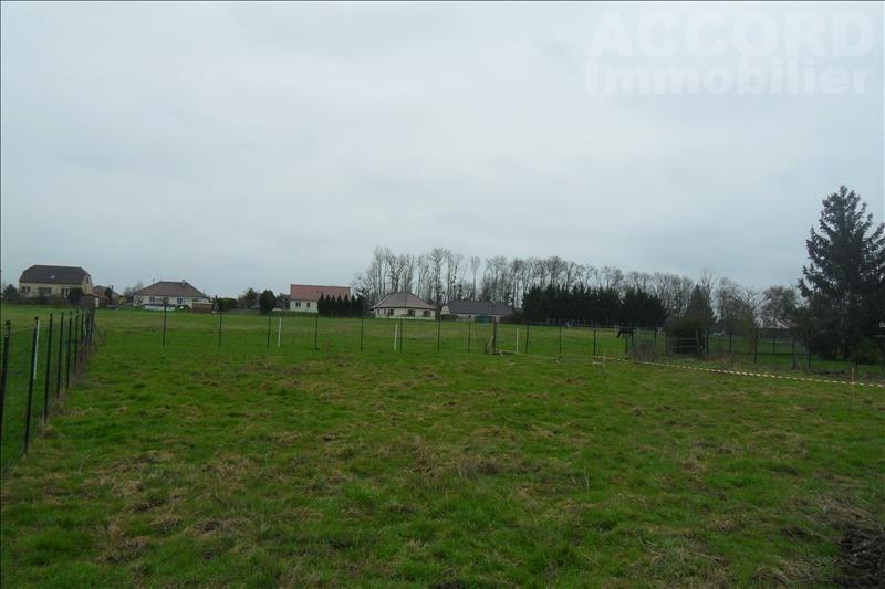 Vente terrain Courteranges 37000€ - Photo 1