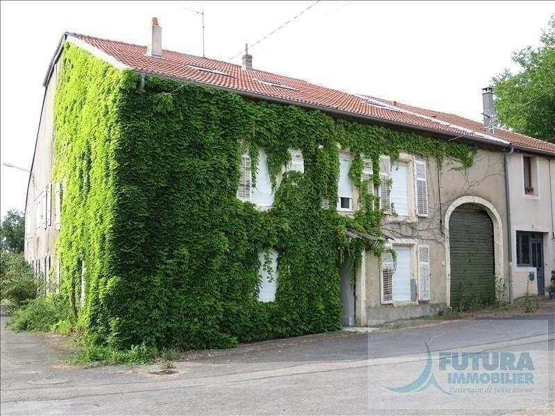 Vente maison / villa Liocourt 130800€ - Photo 1