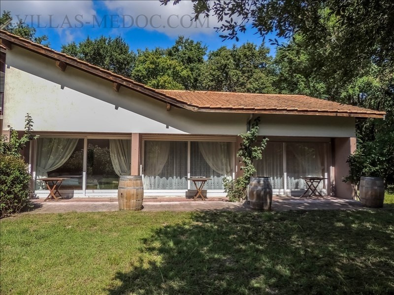 Sale house / villa Gaillan en medoc 540000€ - Picture 2