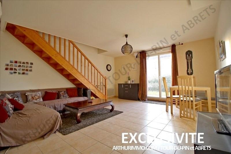 Vente maison / villa Aoste 137000€ - Photo 2