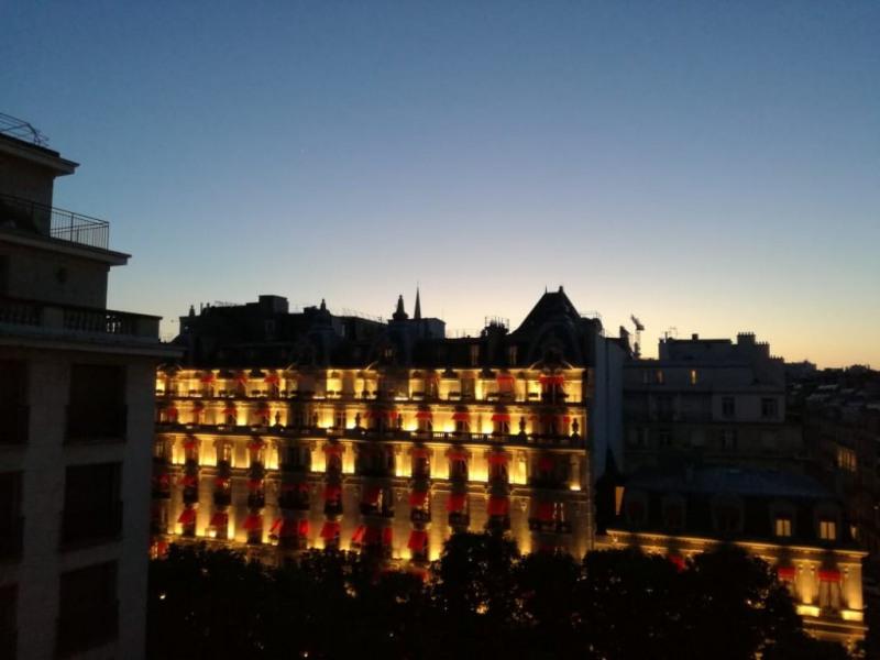 Vente de prestige appartement Paris 8ème 2950000€ - Photo 5