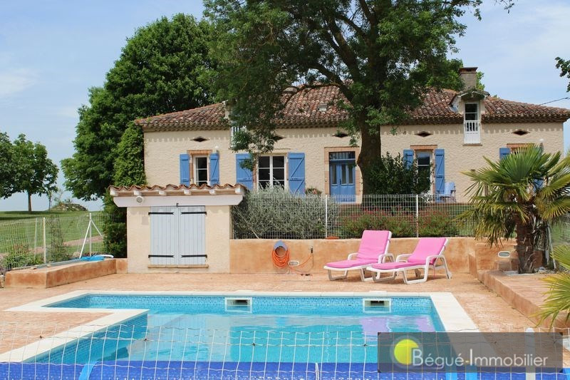 Vente maison / villa Leguevin 523 000€ - Photo 1