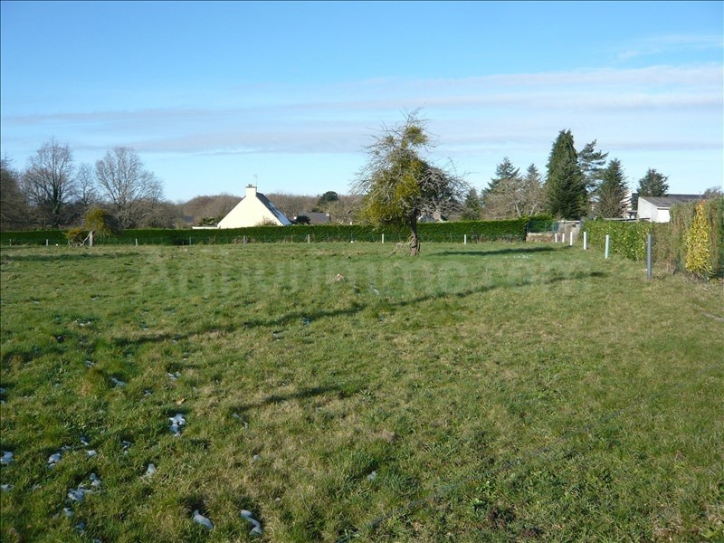 Sale site Camors 44000€ - Picture 1