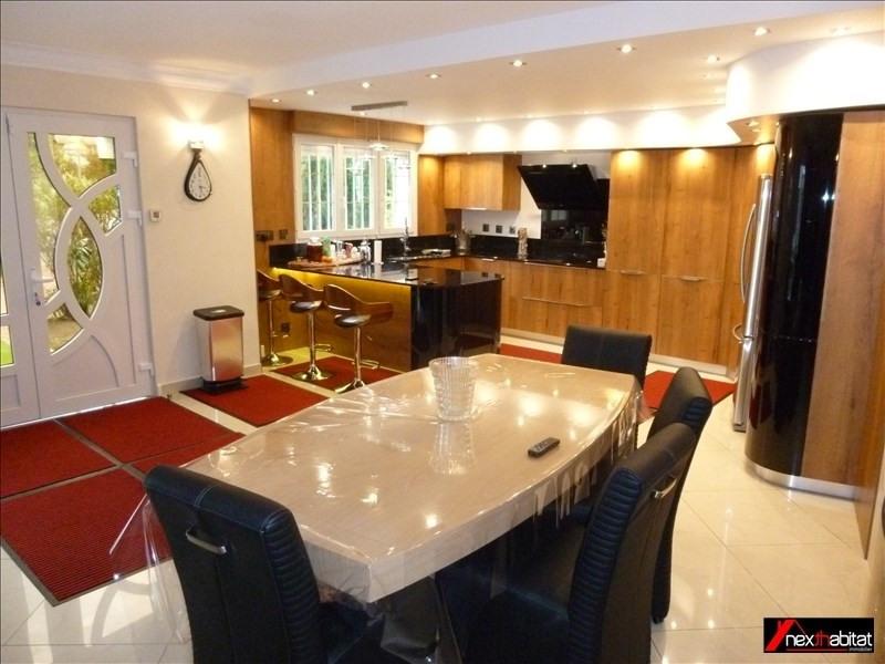 Vente de prestige maison / villa Les pavillons sous bois 495000€ - Photo 2