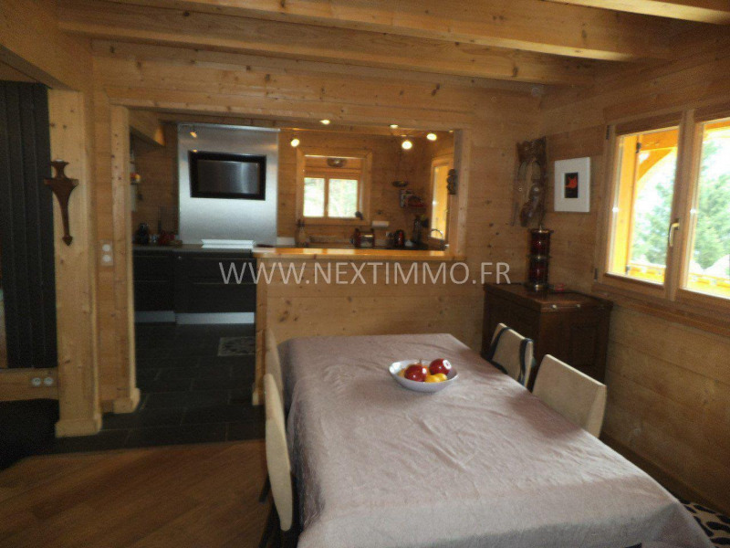Venta  casa Saint-martin-vésubie 487000€ - Fotografía 13