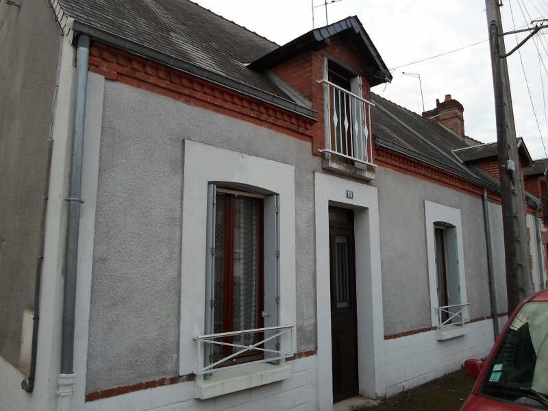 Sale house / villa Romorantin lanthenay 83 000€ - Picture 1