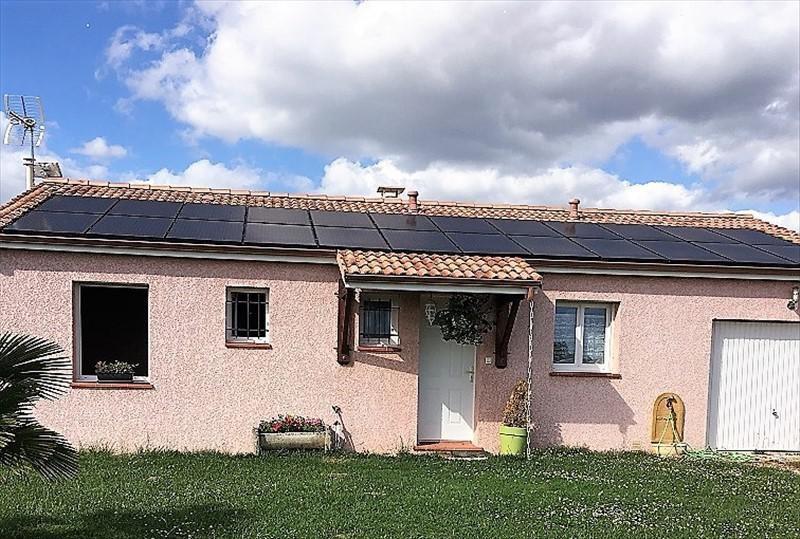 Vente maison / villa Monclar de quercy 170000€ - Photo 1