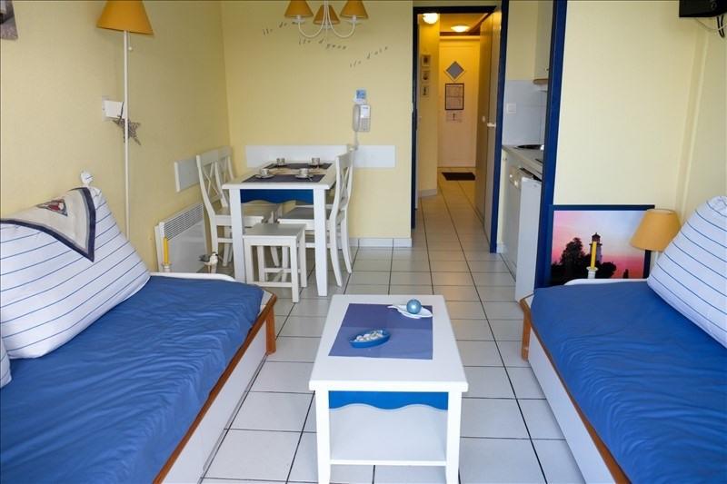 Revenda apartamento Talmont st hilaire 70800€ - Fotografia 1