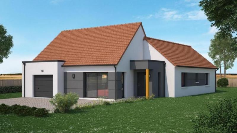 Maison  4 pièces + Terrain 1000 m² Membrolles par maisons ericlor