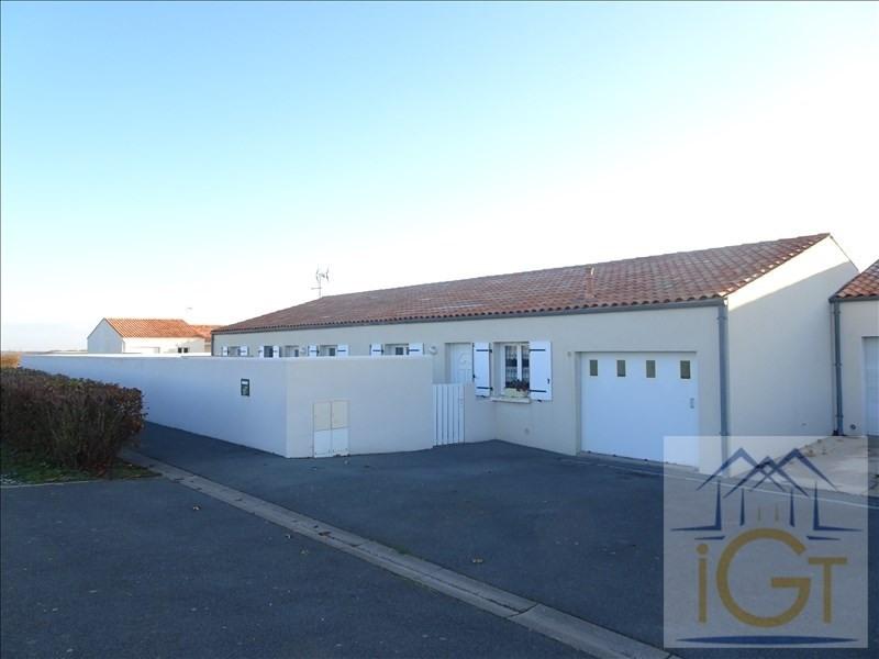 Sale house / villa Dompierre sur mer 296800€ - Picture 1