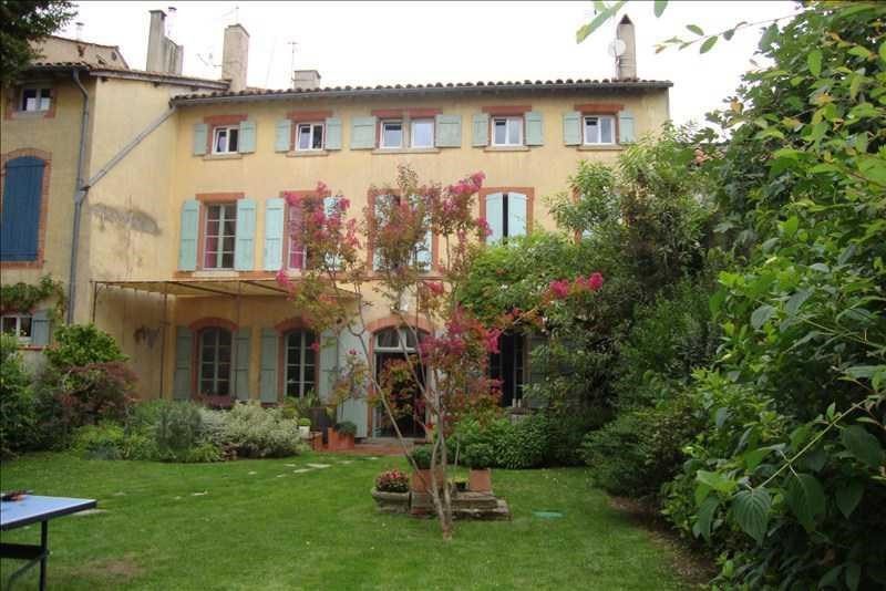 Deluxe sale house / villa Toulouse 550 000€ - Picture 1