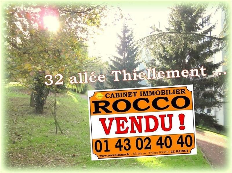 Vente appartement Le raincy 169000€ - Photo 1